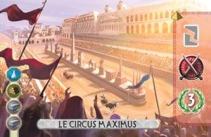 Merveille Circus Maximus