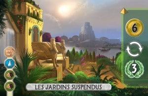 Merveille Jardins Suspendus