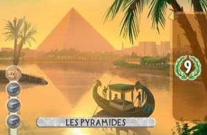 Merveille Pyramide