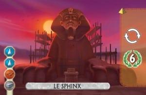 Merveille Sphinx