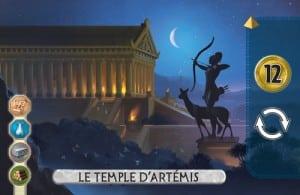 Merveille Temple Artemis