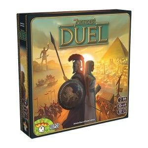 7 wonders duel boite de jeu