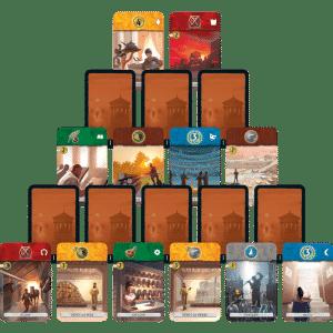 7 wonders duel pyramide age1