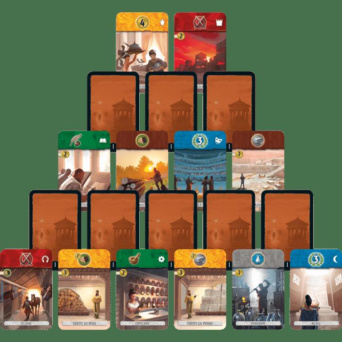 pyramid duel