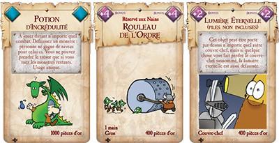 Munchkun cartes (1)