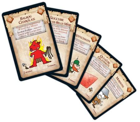 Munchkun cartes (2)