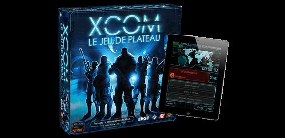 XCOM : le jeu de plateau dernière génération