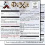 Règle du Dixit