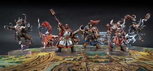 3 jeux de société Warhammer que vous allez adorer !